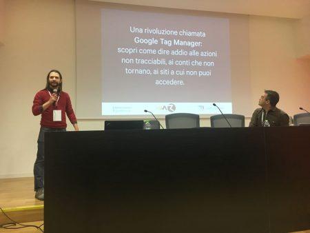 Matteo Zambon Web Marketing Zone 2017 - Google Tag Manager