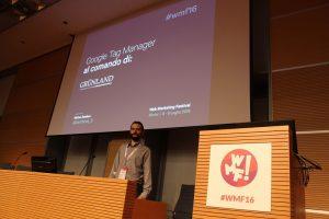 matteo zambon google tag manager al wmf16