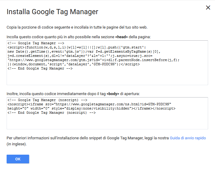 snippet-google-tag-manager