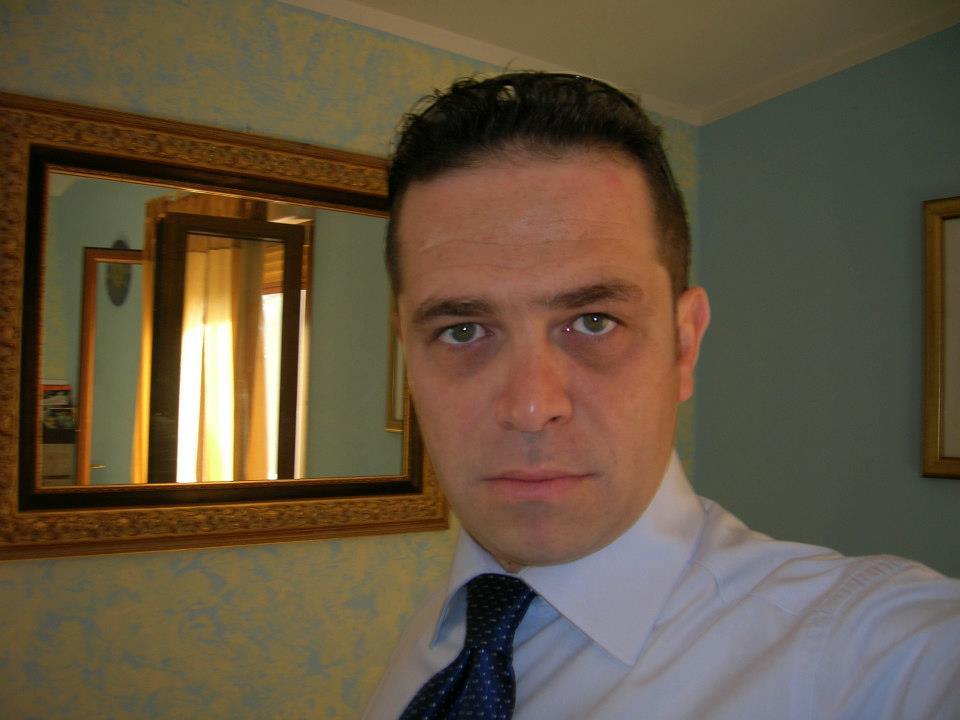 Mario Pompilio, Responsabile comunicazione presso Rdm Edizioni