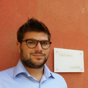Federico Conte, Web Marketing Manager – Komlab