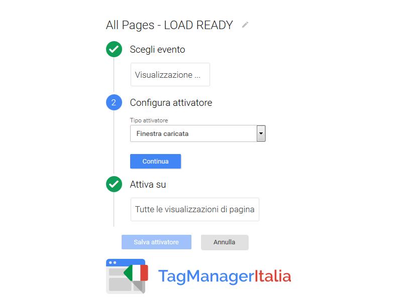 google analytics hotjar - attivatore