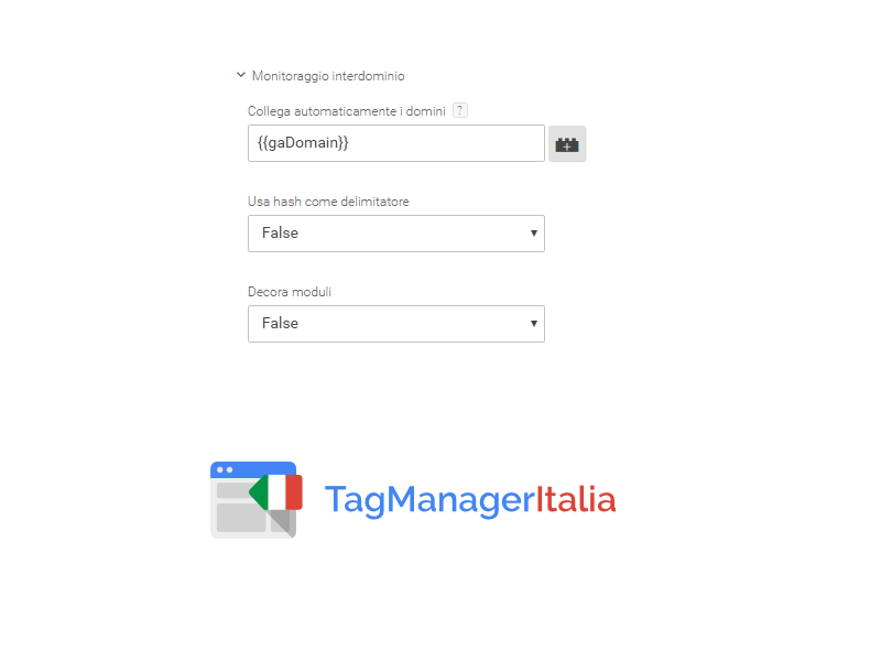 google tag manager - cross domain e sub domain autolinkdomain