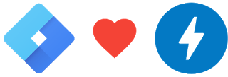 google tag manager love amp