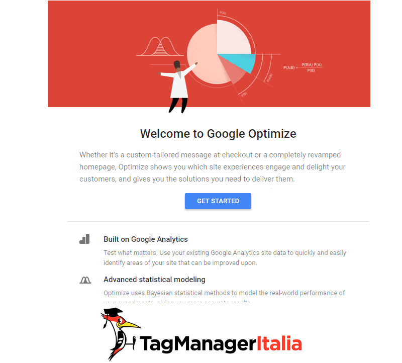 google optimize google tag manager