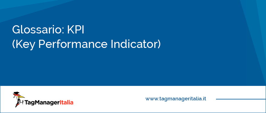 glossario kpi key performance indicator