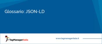 Glossario: JSON-LD