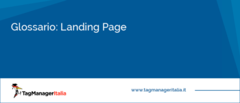 Glossario: Landing Page