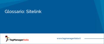 Glossario: Sitelink