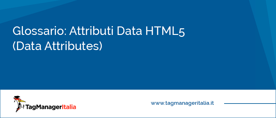 glossari attributi data html5 data attributes