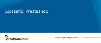 Glossario: PrestaShop