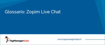 Glossario: Zopim Live Chat