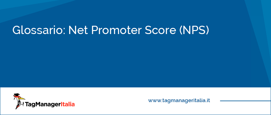 glossario net promoter score nps