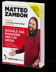 libro google tag manager per chi inizia matteo zambon