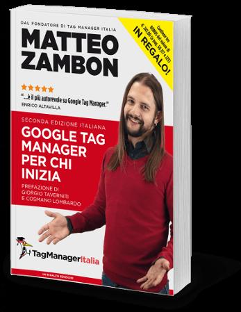 Libro Google Tag Manager per chi inizia