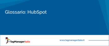 Glossario: HubSpot