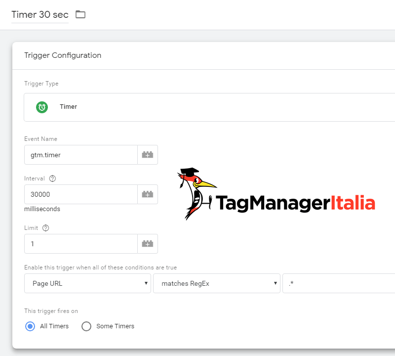 attivatore timer adjusted bounce rate google tag manager-1