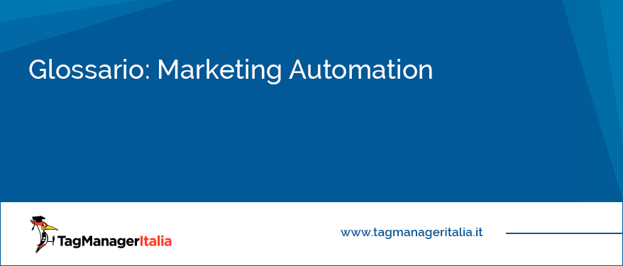 glossario marketing automation