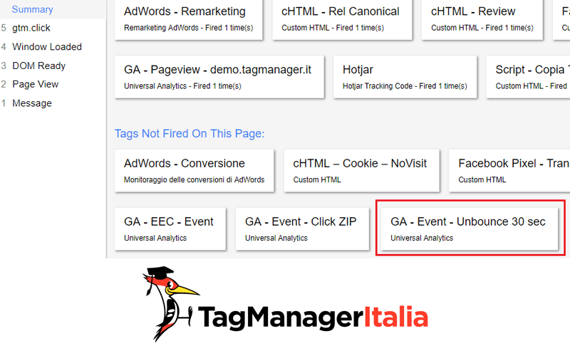 verifica1 adjusted bounce rate analytics google tag manager-1