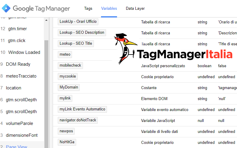 anteprima tracciare do not track dnt google tag manager