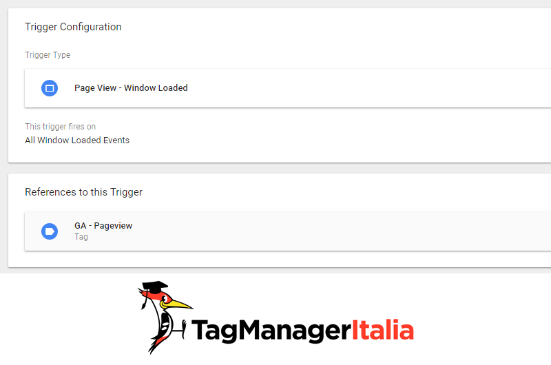 attivatore dom tracciare user id hotjar analytics google tag manager