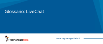 Glossario: LiveChat