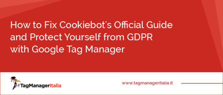 how to fix cookiebot official guide protect from gdpr google tag manager