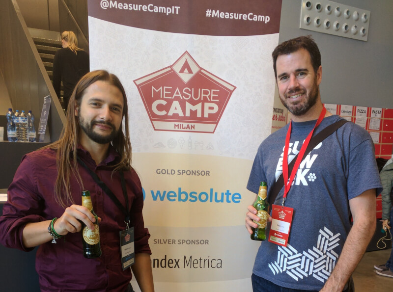 13 OCTOBER MILAN - MEASURECAMP 2018
