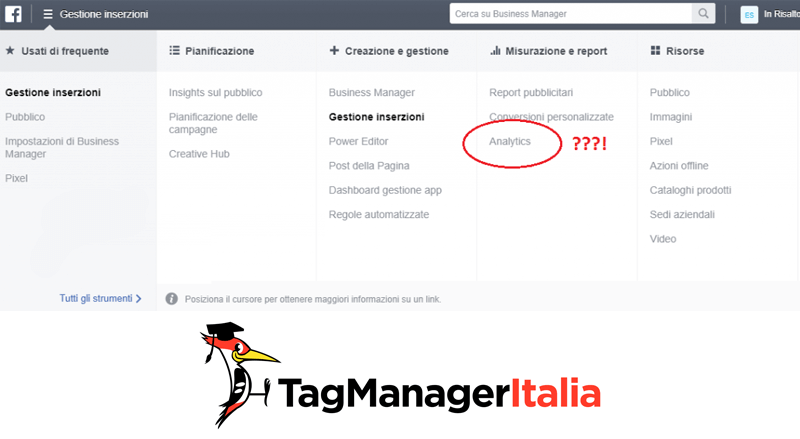 business manager facebook analytics