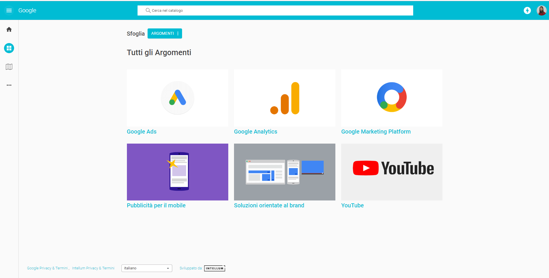google ads academy