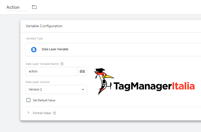 variabile action tracciare video youtube embeddati google tag manager