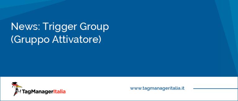 News Trigger Group Gruppo Attivatore
