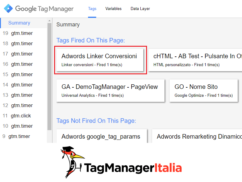 installare conversioni linkedin ads google tag manager2
