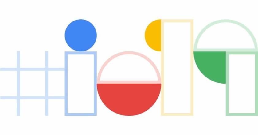 Logo Google I/O