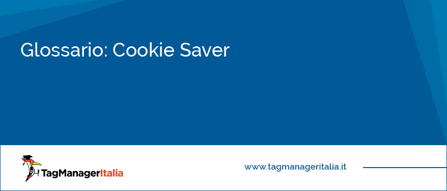 Glossario Cookie Saver