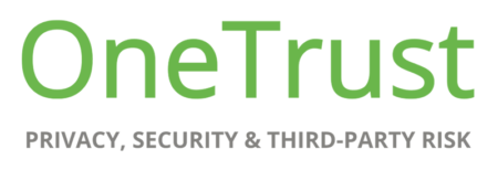 OneTrust Logo privacy security e third party risk