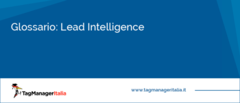 Glossario: Lead Intelligence