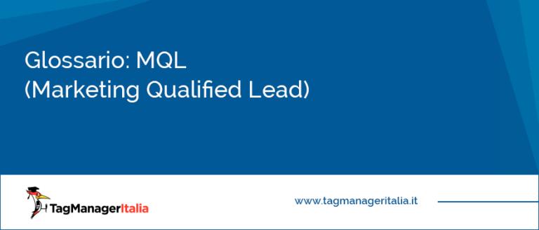 MQL (Marketing Qualified Lead)