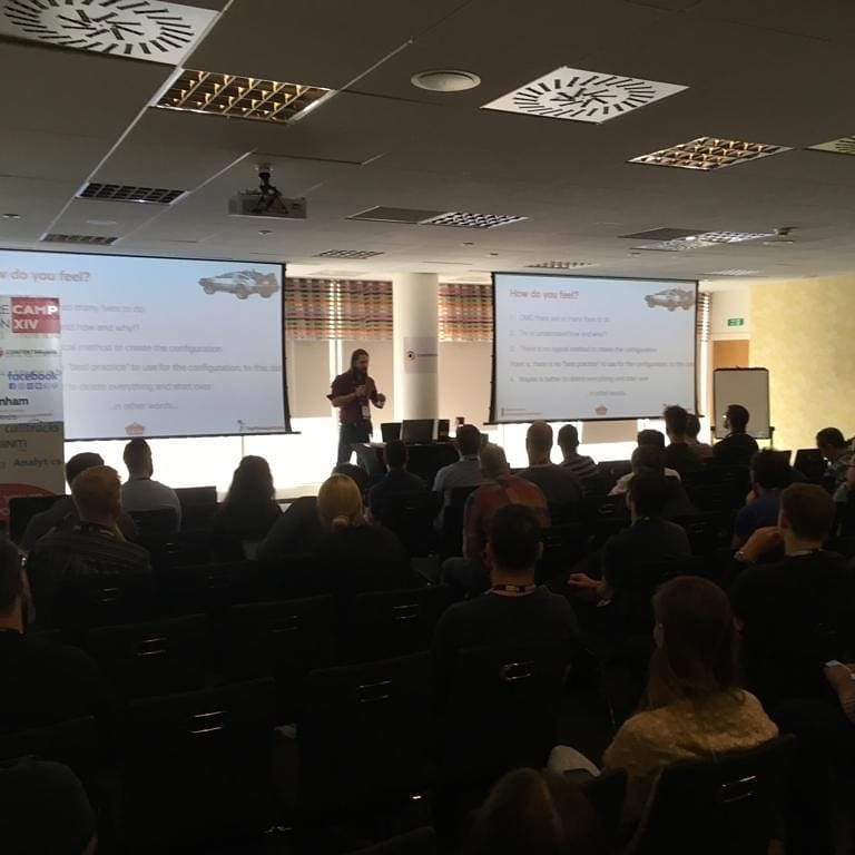 21 SEPTEMBER LONDON - MEASURECAMP 2019