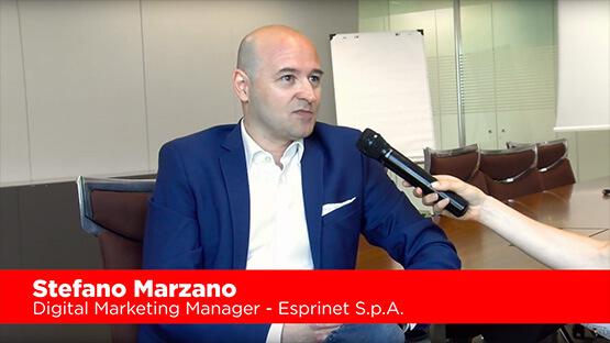 Testimonianza Stefano Marzano