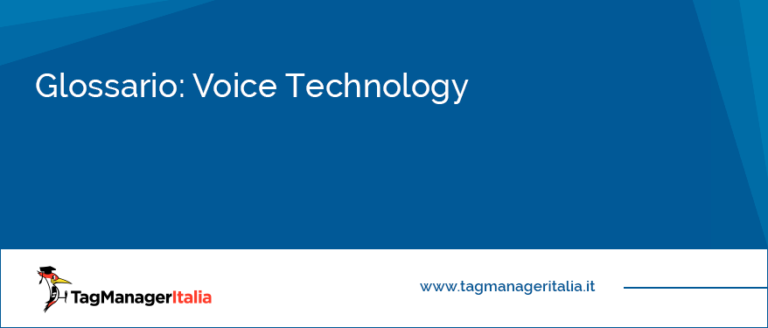 Voice-Technology