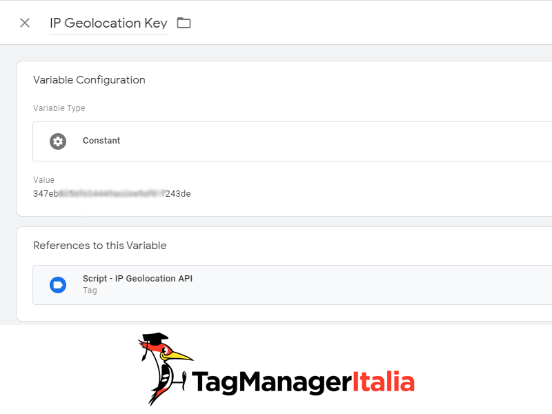variable api key ipgeolocation google tag manager