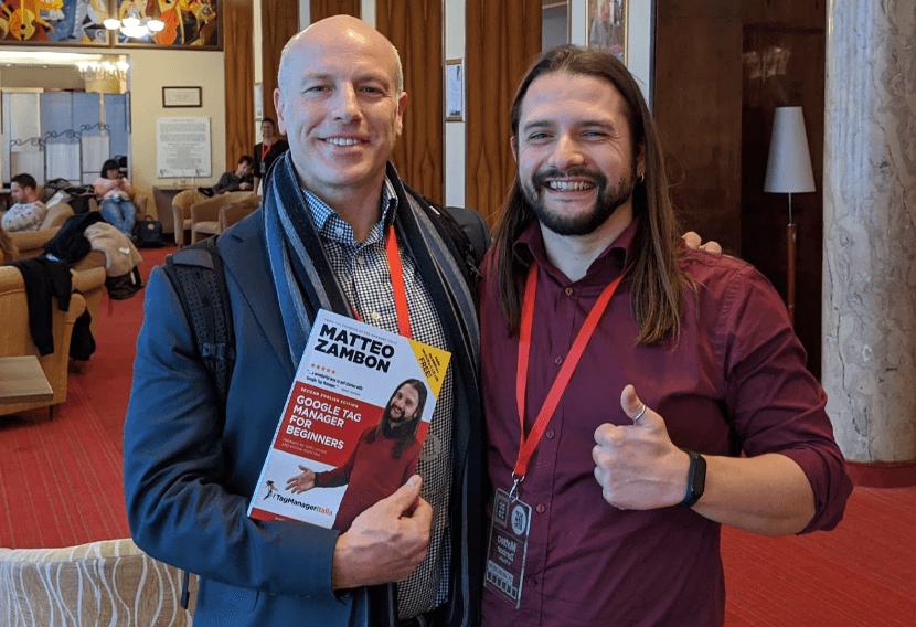 Brian Clifton e Matteo Zambon - Google Tag Manager per chi inizia