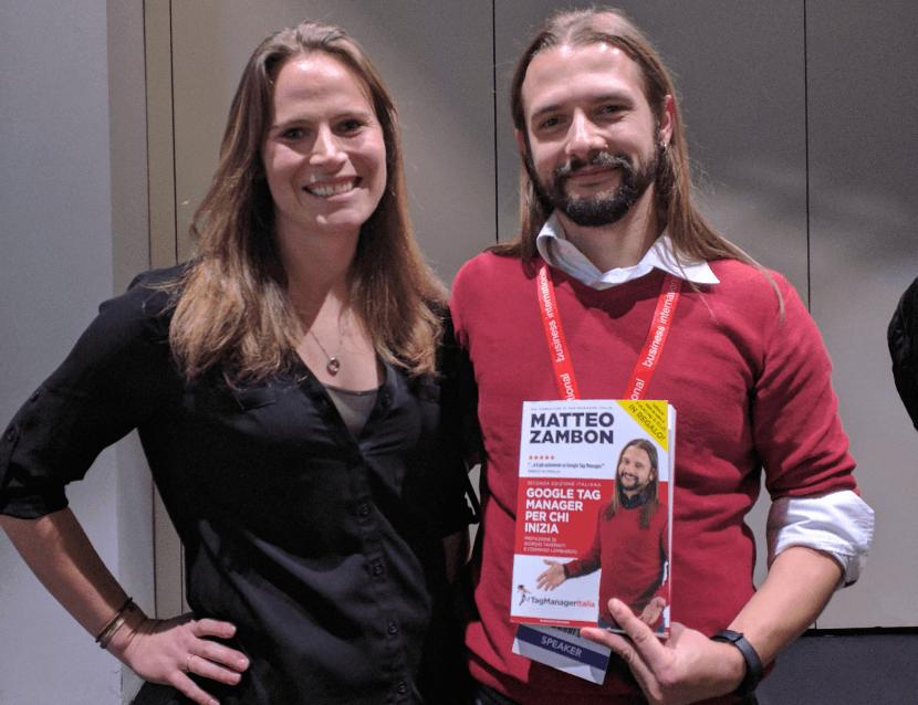 Krista Seiden e Matteo Zambon - Google Tag Manager per chi inizia