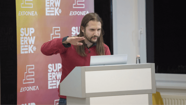 SuperWeek 2020 - Matteo Zambon e Project Andromeda