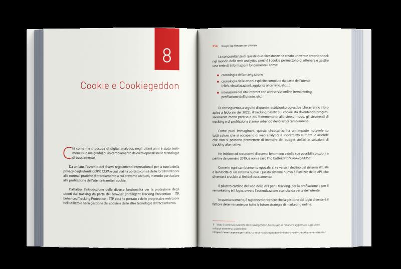Libro Google Tag Manager per chi inizia capitolo 8 Cookiegeddon