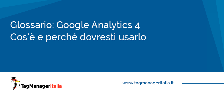 Glossario Google Analytics 4