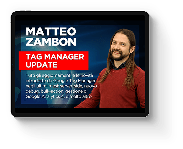 Tablet Tag Manager Update